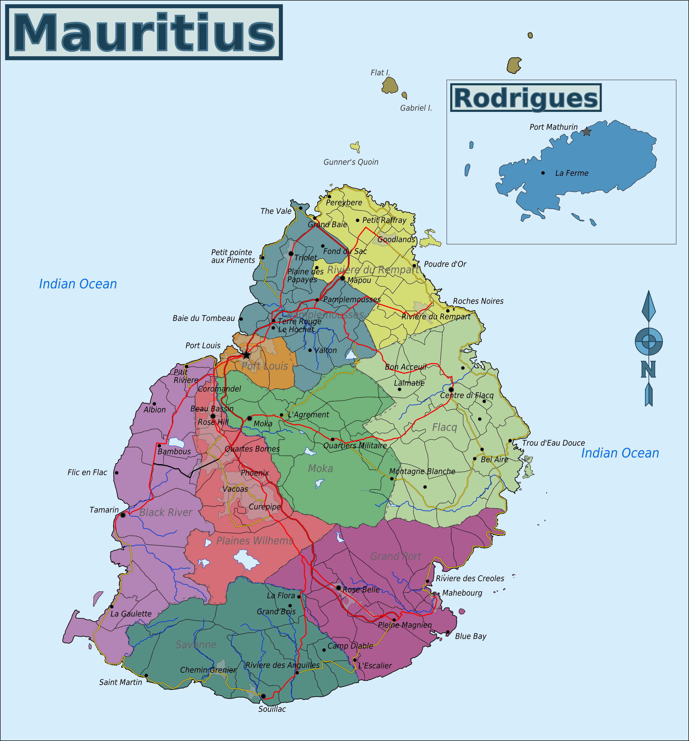 Mauritius PNG - 42539