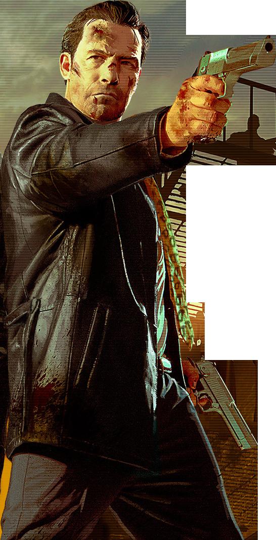 Max Payne PNG