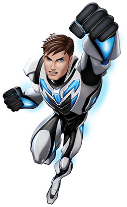Max Steel PNG - 78982