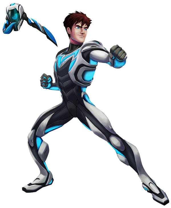 Max Steel PNG - 78978