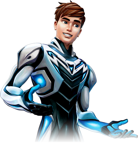 Max Steel PNG - 78986