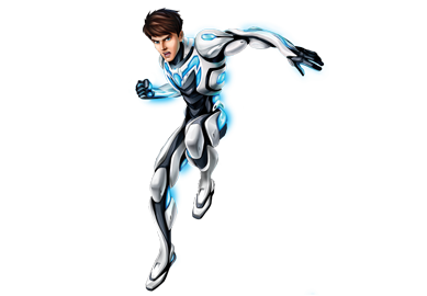 MAx-Steel.png - Max Steel PNG