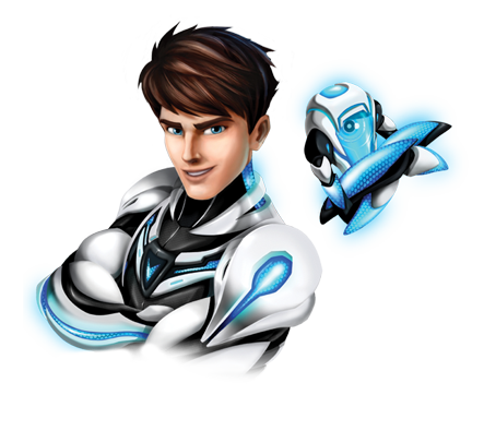 Max Steel PNG - 78981