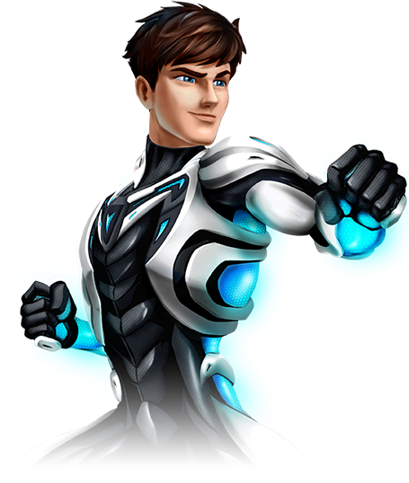 Max Steel PNG - 78977