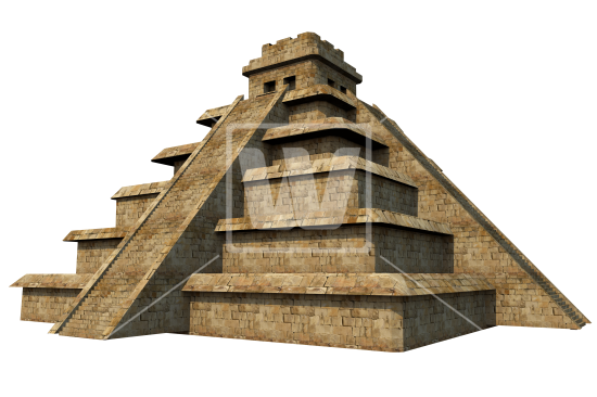 Mayan Pyramid PNG - 45434