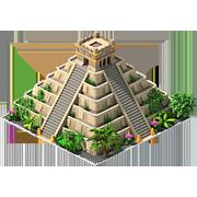 Mayan Pyramid PNG - 45430
