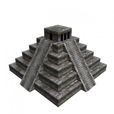 Mayan Pyramid PNG - 45439