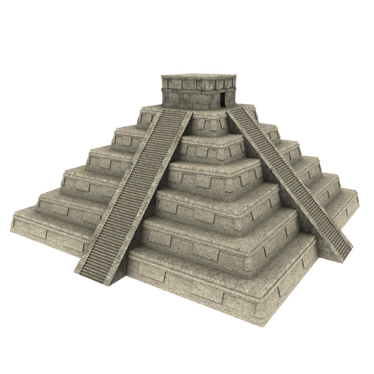 Mayan Pyramid PNG - 45432