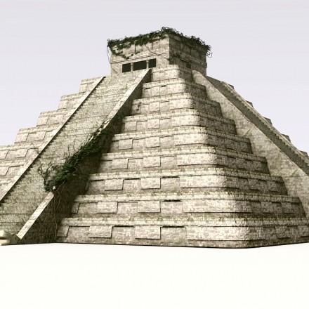 Mayan Pyramid PNG - 45431
