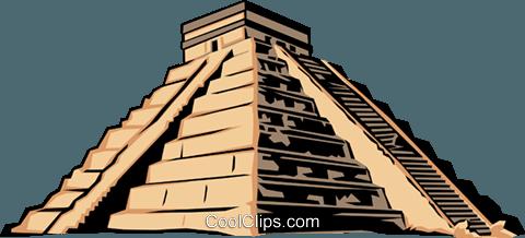 Mayan Pyramid PNG - 45440