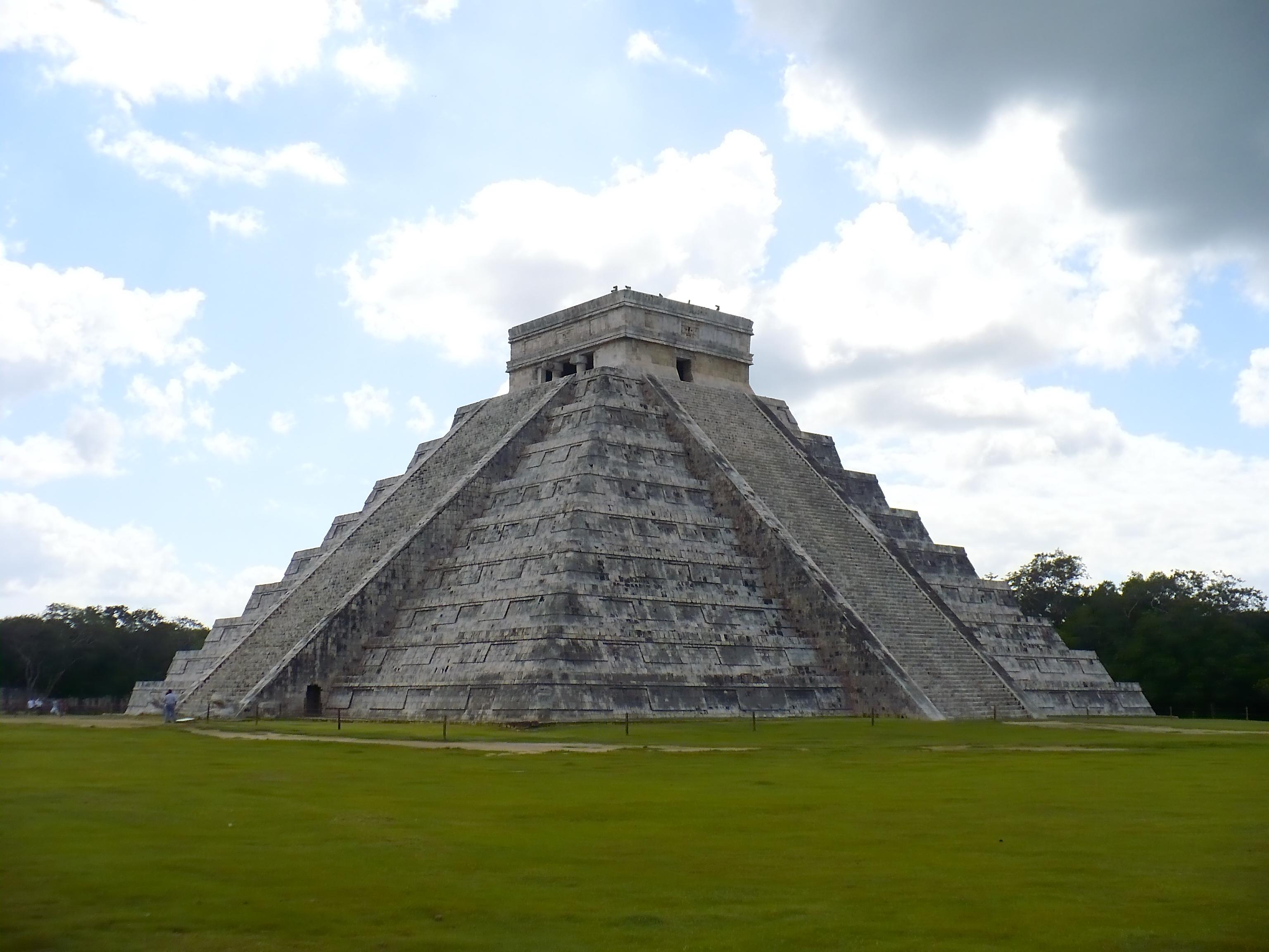 Mayan Pyramid PNG - 45429