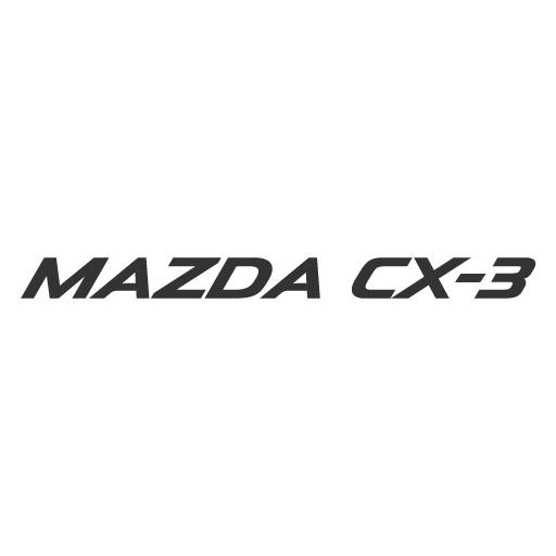 Mazda CX-3 logo - Mazda Cx 3 Logo Vector PNG