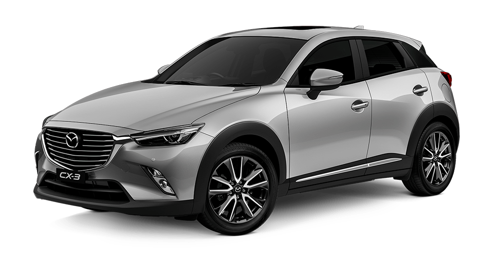 Be moved like never before - Mazda Cx 3 PNG