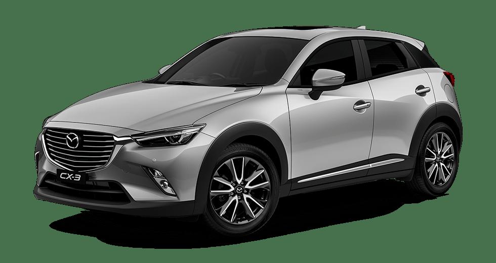Mazda Cx 3 PNG - 38375