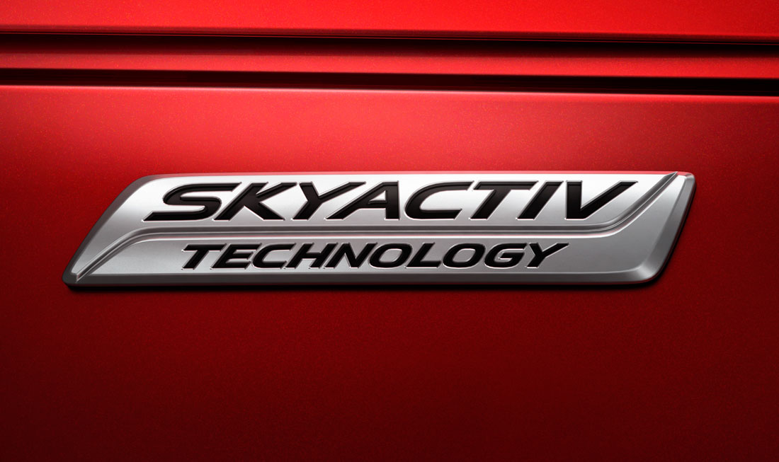 Mazda Skyactiv Logo PNG-PlusPNG.com-1100 - Mazda Skyactiv Logo PNG