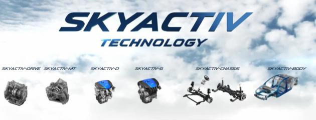Mazda Skyactiv Logo PNG - 102903
