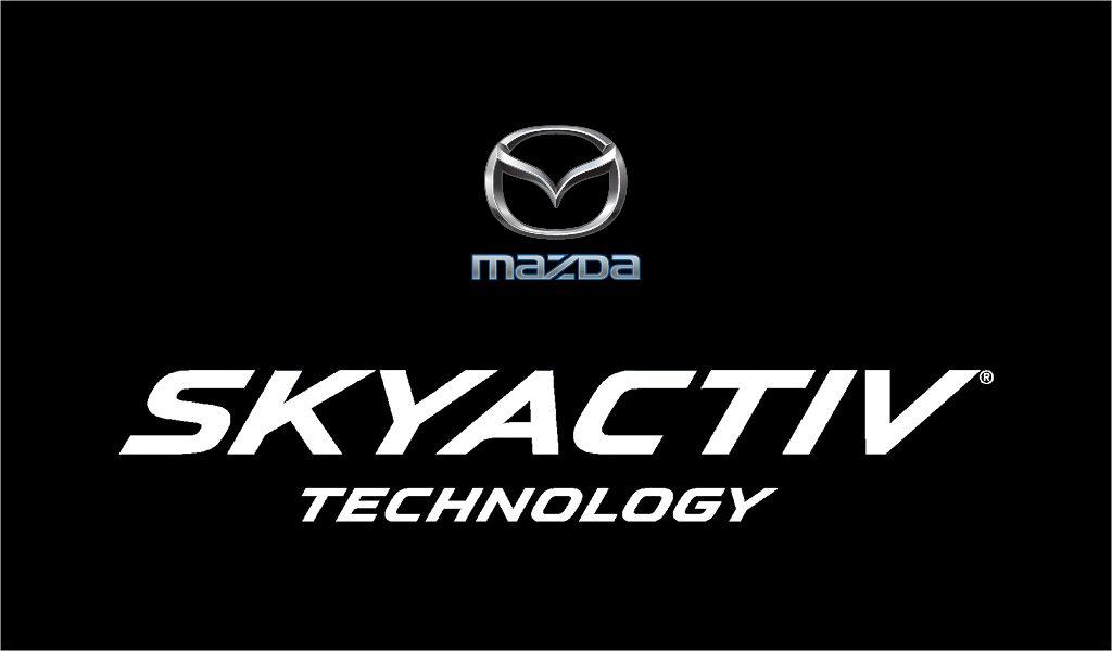 Mazda Skyactiv Logo PNG - 102898