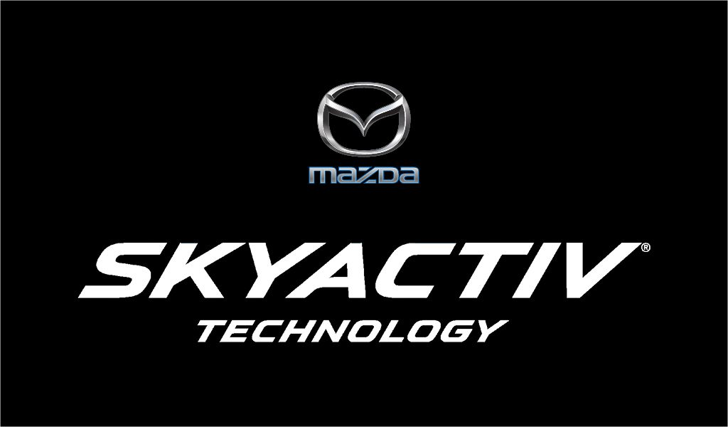 Mazda Skyactiv Technology: A Smarter Approach To Better Driving - Mazda Skyactiv Logo PNG