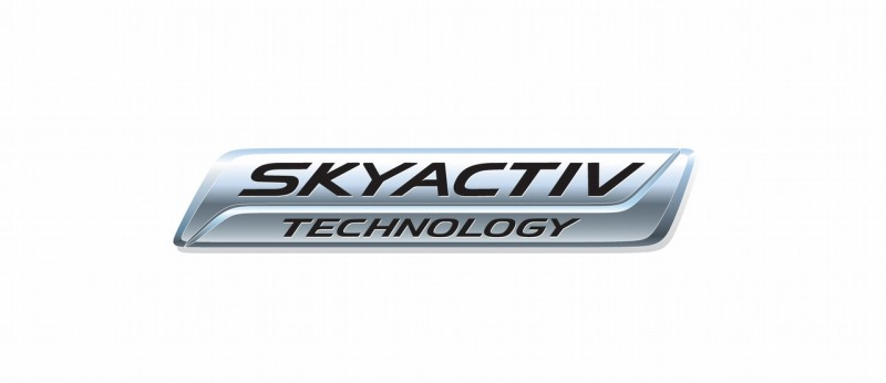 Mazda SKYACTIV: The innovations you need to know about (Part One) - Mazda Skyactiv Logo PNG