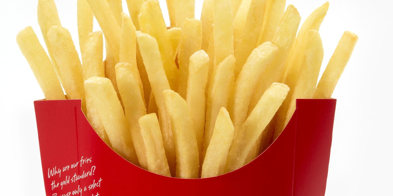 Mcdonalds French Fries PNG-PlusPNG.com-1600 - Mcdonalds French Fries PNG