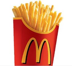 Mcdonalds French Fries PNG - 88514