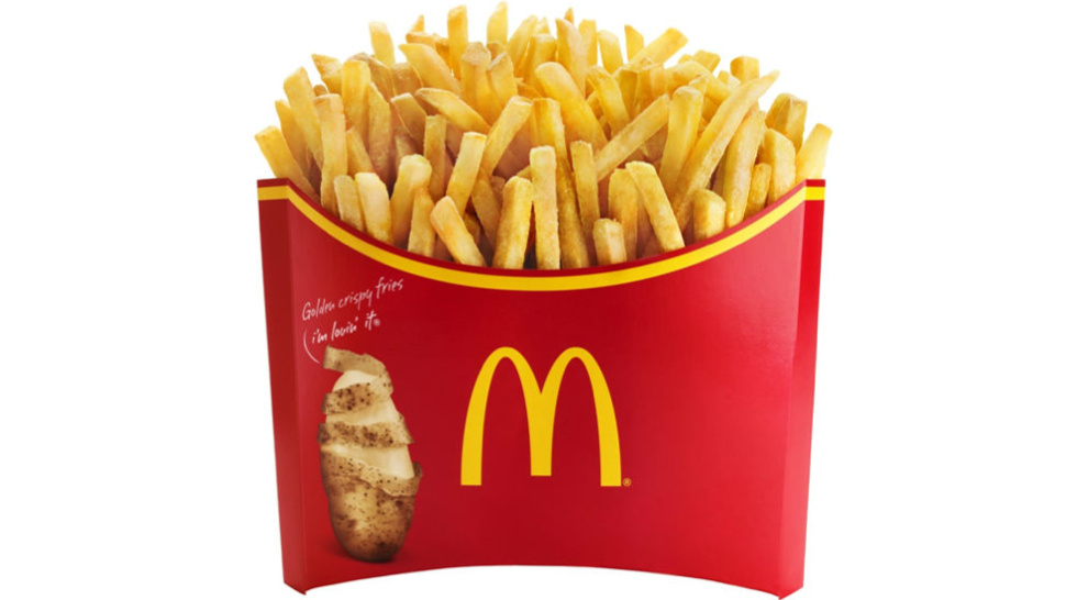 foodmodo - Mcdonalds French Fries PNG