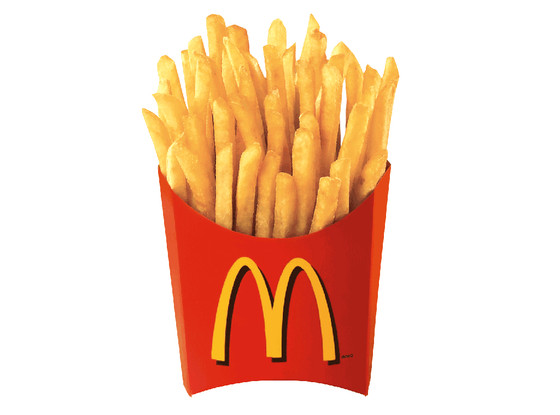 Mcdonalds French Fries PNG - 88501
