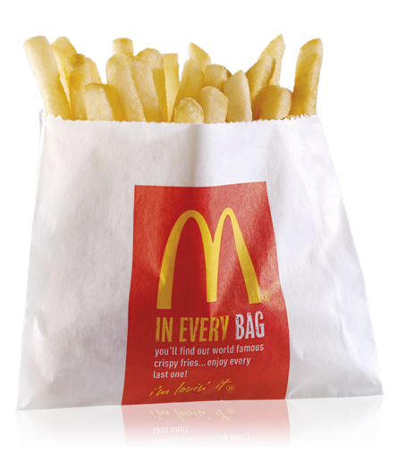 Mcdonalds Fries PNG-PlusPNG.com-444 - Mcdonalds Fries PNG
