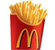 Mcdonalds Fries PNG - 88429
