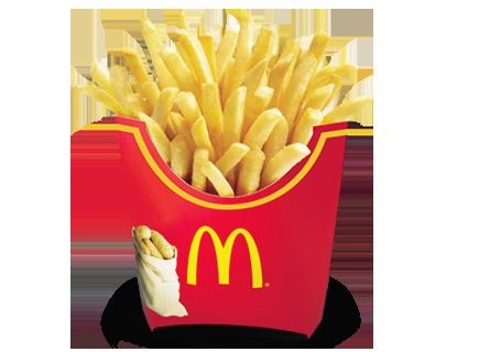 Fries - Mcdonalds Fries PNG