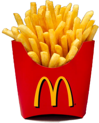 How can something so tasty be so bad for you? feelsgoodman.jpeg - Mcdonalds Fries PNG