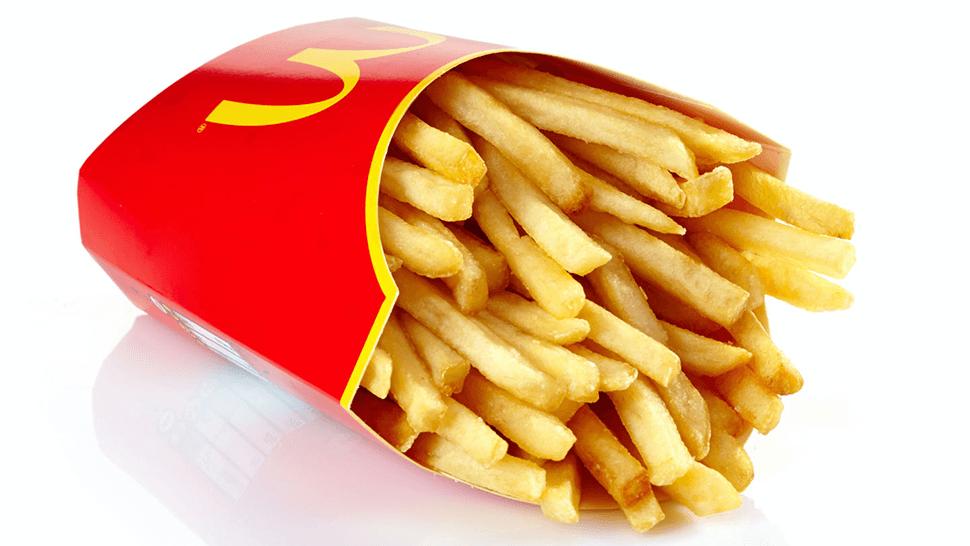 Image of McDonaldu0027s fries - Mcdonalds Fries PNG