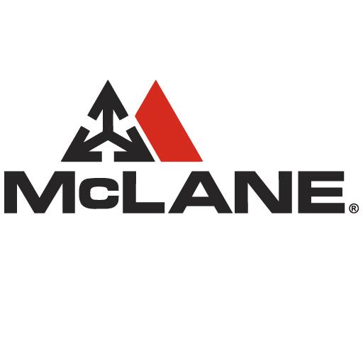 Mclane Logo Vector PNG