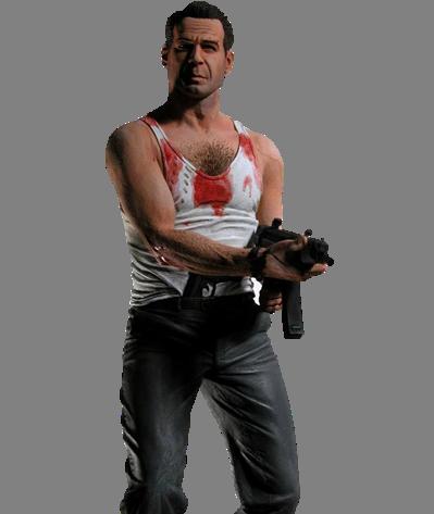 File:John McClane.png - Mclane PNG