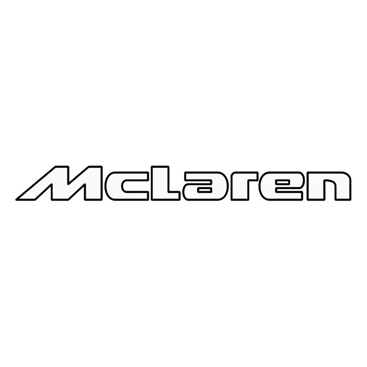 Mclaren 1 is free Vector logo Mclaren Logo Vector - Mclaren Logo PNG