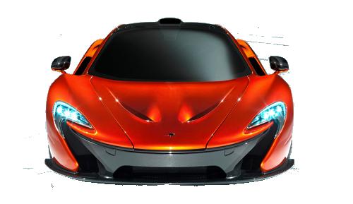 McLaren P1 - Mclaren P PNG