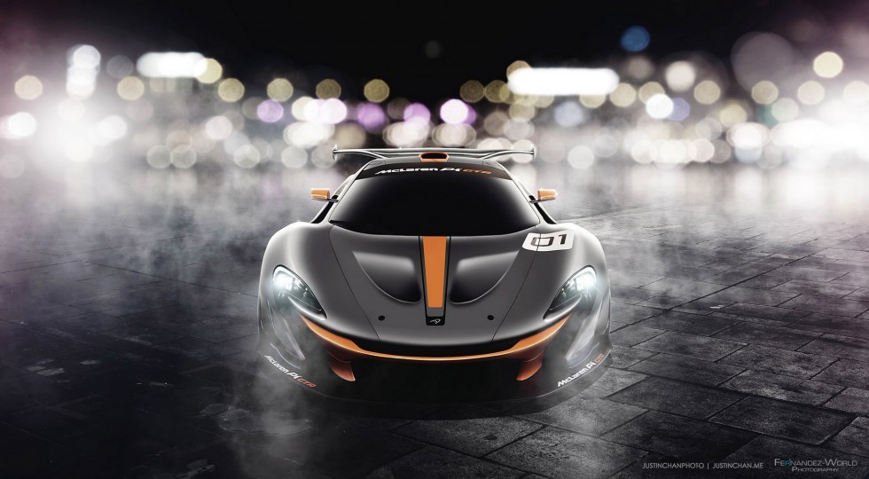 McLaren P1 GTR: Another Car You Canu0027t Have - Mclaren P PNG