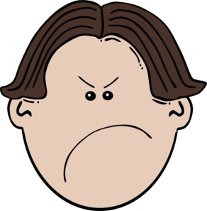 Clipart Info - Mean Boy PNG