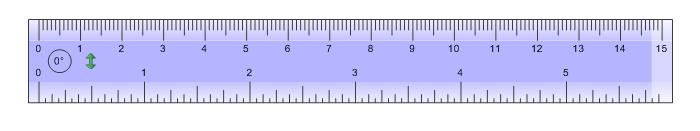 MathTools Ruler.png - Measurement PNG Ruler
