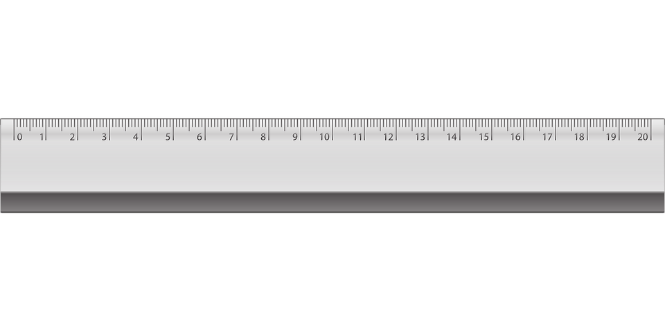 Now, Measurement, The Ruler, Length, Dimensions - Measurement PNG Ruler