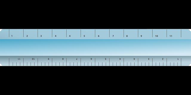 . PlusPng.com office ruler, length, measure, centimeter, school, office - Measurement PNG Ruler