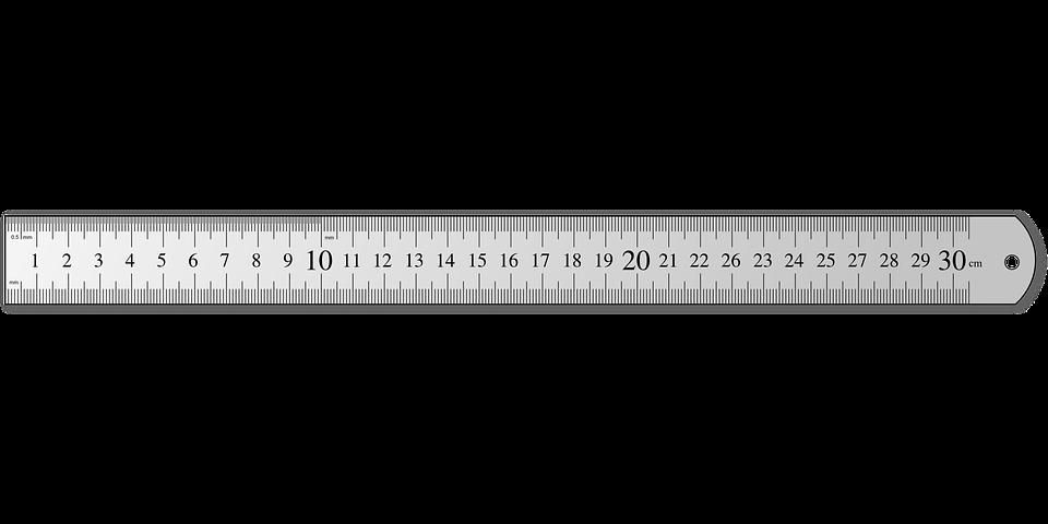 ruler measure length meter cm centimeter office - Measurement PNG Ruler