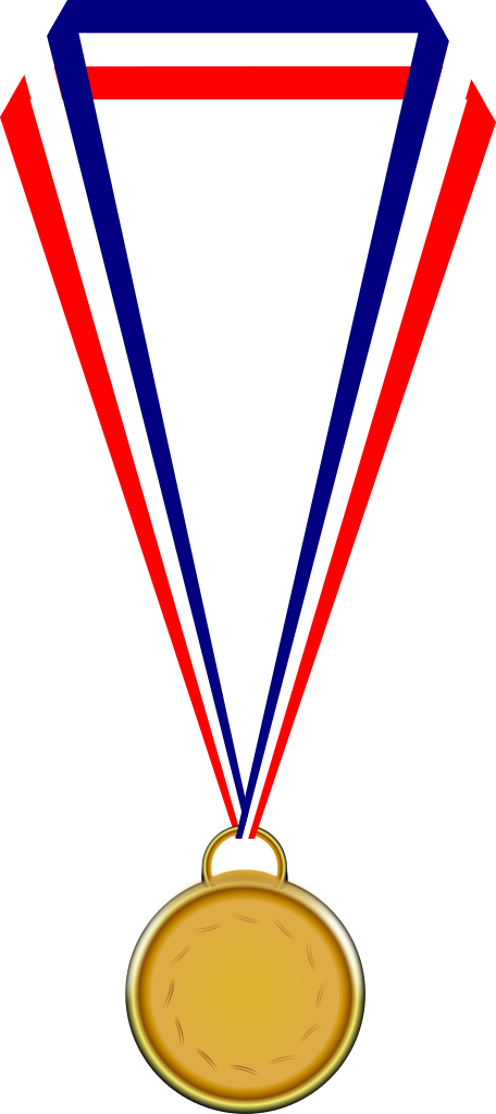 Medal HD PNG - 90720