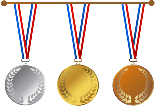 Medal HD PNG - 90724