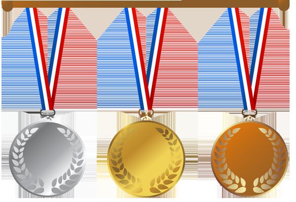 Clip - Medal HD PNG