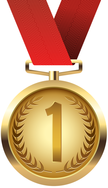 Medal HD PNG - 90721