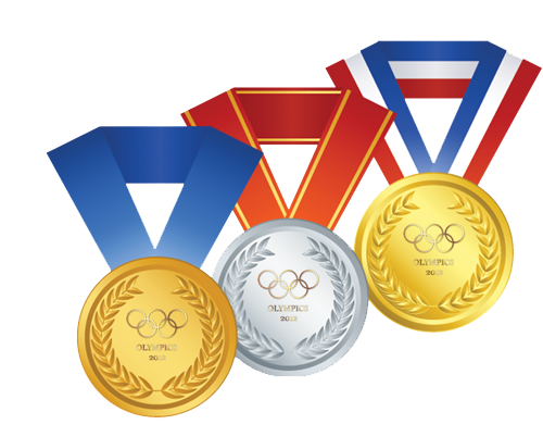 Medal HD PNG - 90719