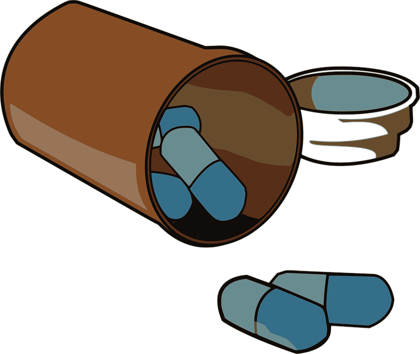 Medication HD PNG - 94134