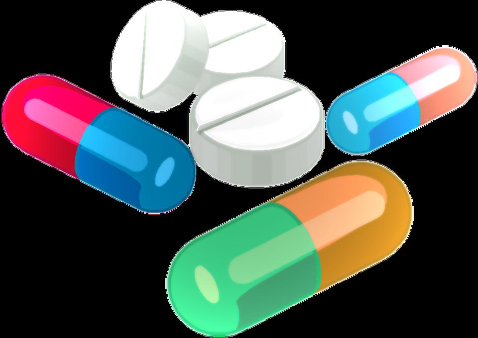 Medication HD PNG - 94121