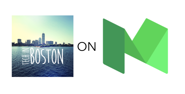 Created by Dave Gerhardt as a podcast, Tech in Boston expanded in 2016 to  include a curated list of articles written by Bostonu0027s tech community on  Medium. - Medium PNG